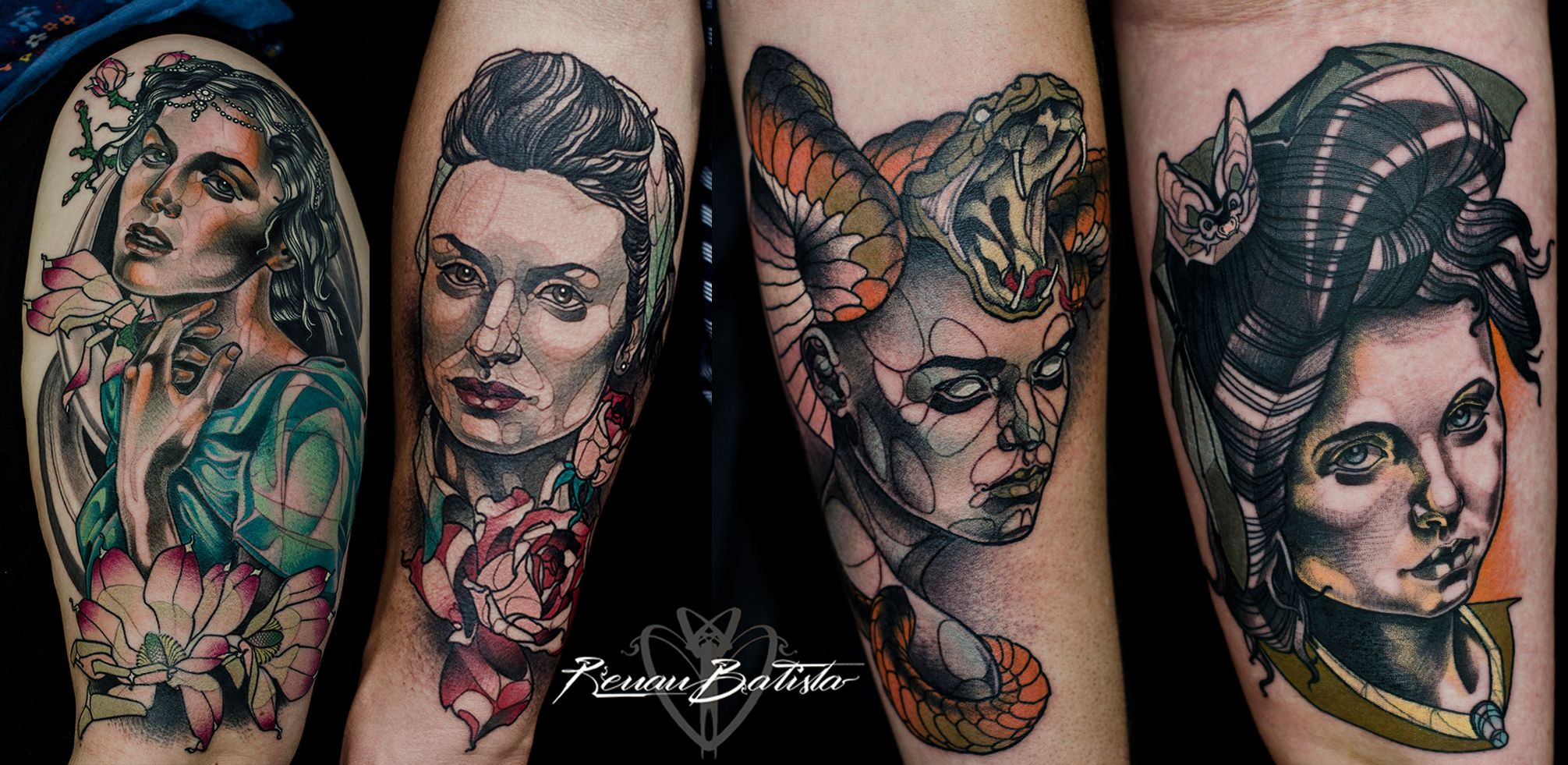 Renan Batista Tattoo