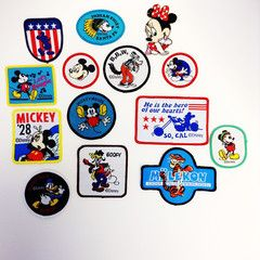 Vintage Disney Iron On Patches - Shop Lost Generation