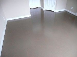Solid Color Concrete Sealer There Are Penetrating And Film Types