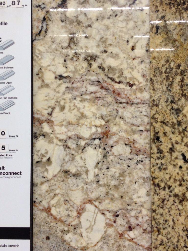 Granite for kitchen island