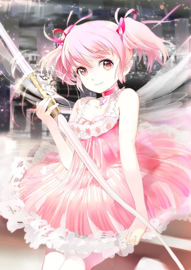 Madoka magica Anime, Awesome anime, Kawaii anime