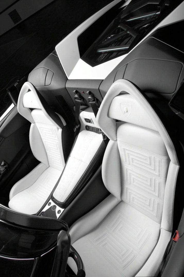 Lamborghini Versace Edition Murcielago Lp640 Roadster