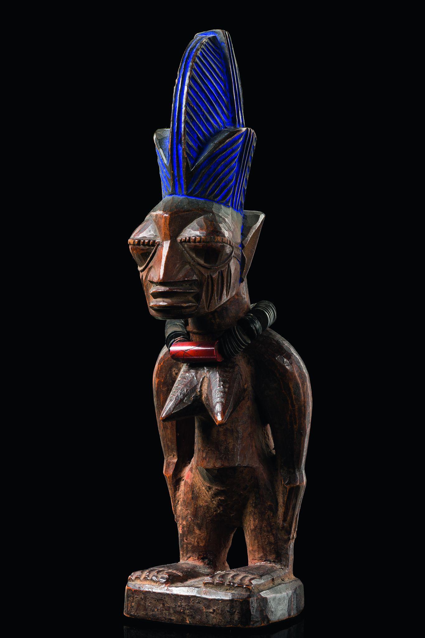 Yoruba Ere Ibeji (Twin Figure), Nigeria
