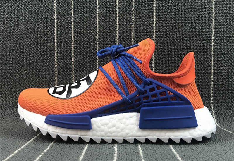 Pharrell X Adidas NMD Human Race GoKu