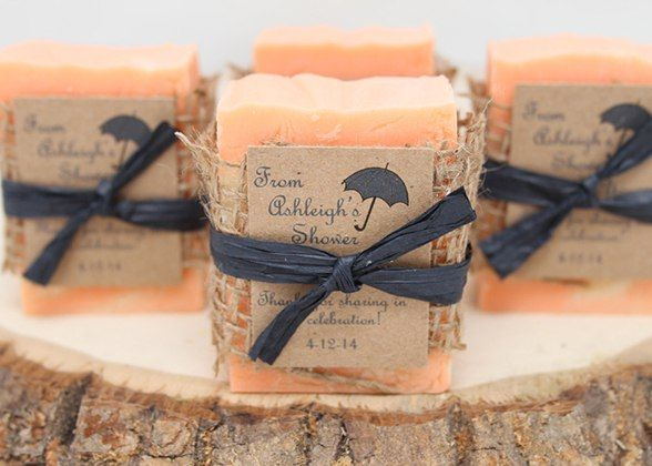 Via:LuckyMagazine 13 Crafty (Yet Totally Practical) Bridal Shower Favor Ideas For Beauty Lovers