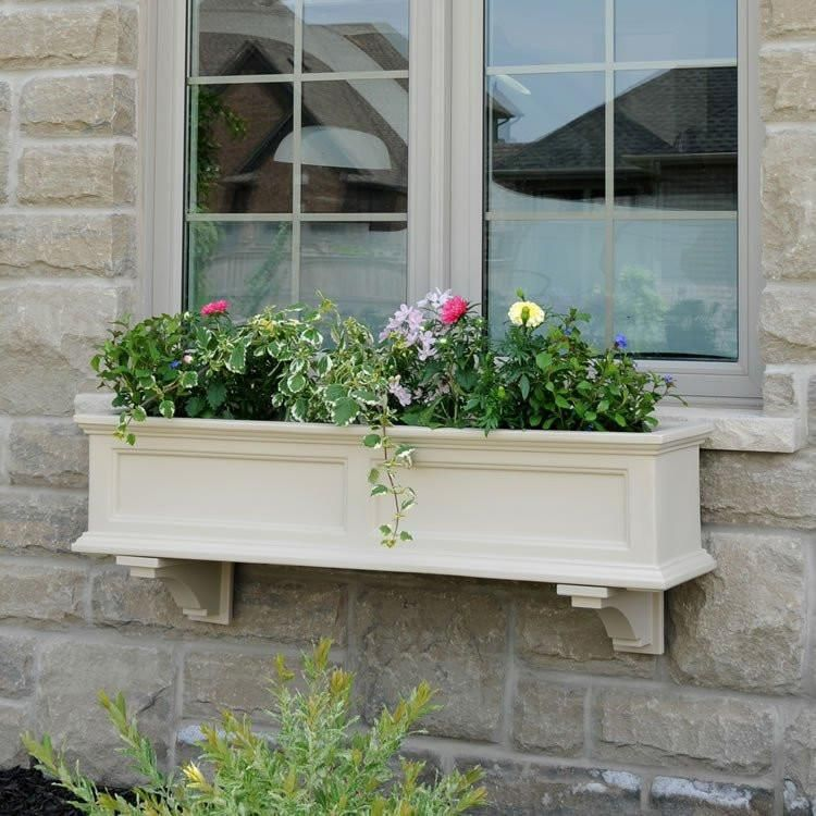 Mayne 4 Feet Fairfield Window Box Planters Welcome To Yardify 6