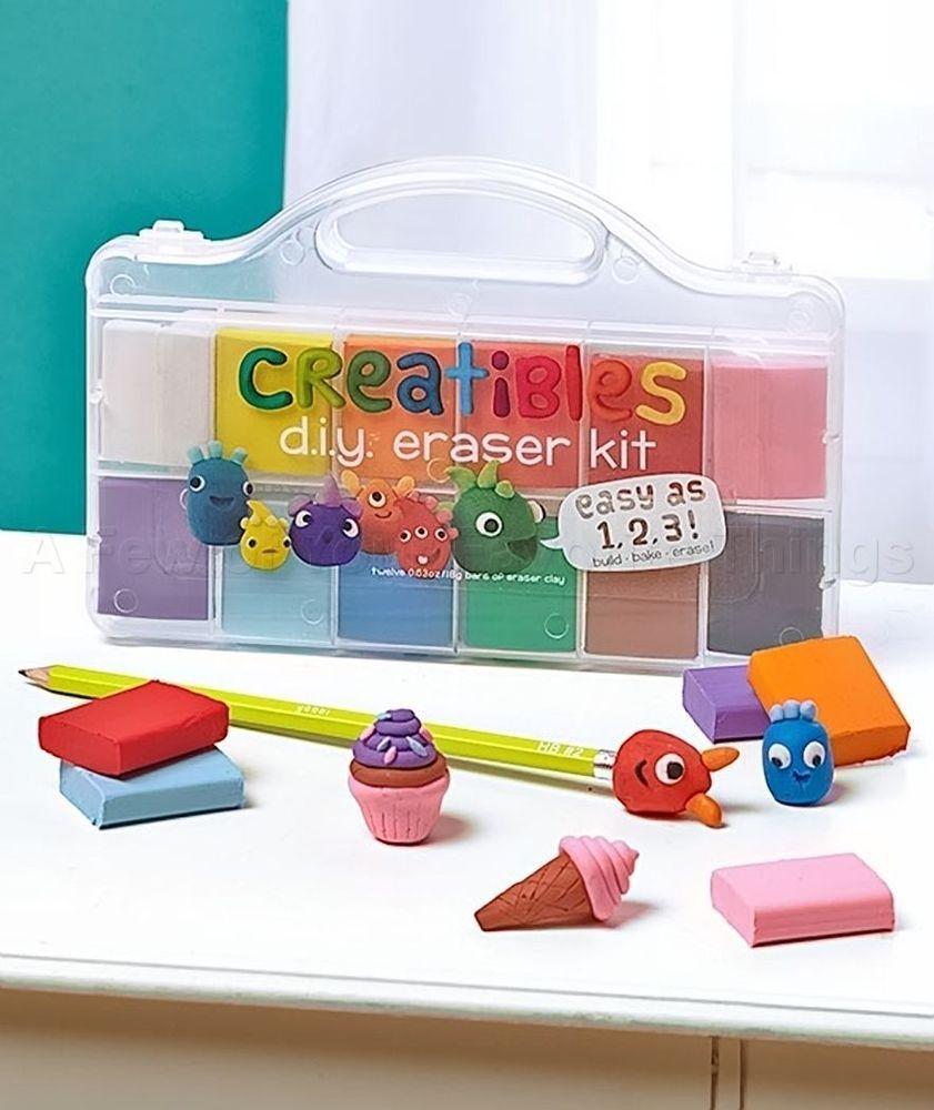Creatibles diy erasers by international arrivals 161 001 erasers creatibles diy erasers by international arrivals 161 001 erasers craft kit solutioingenieria Images