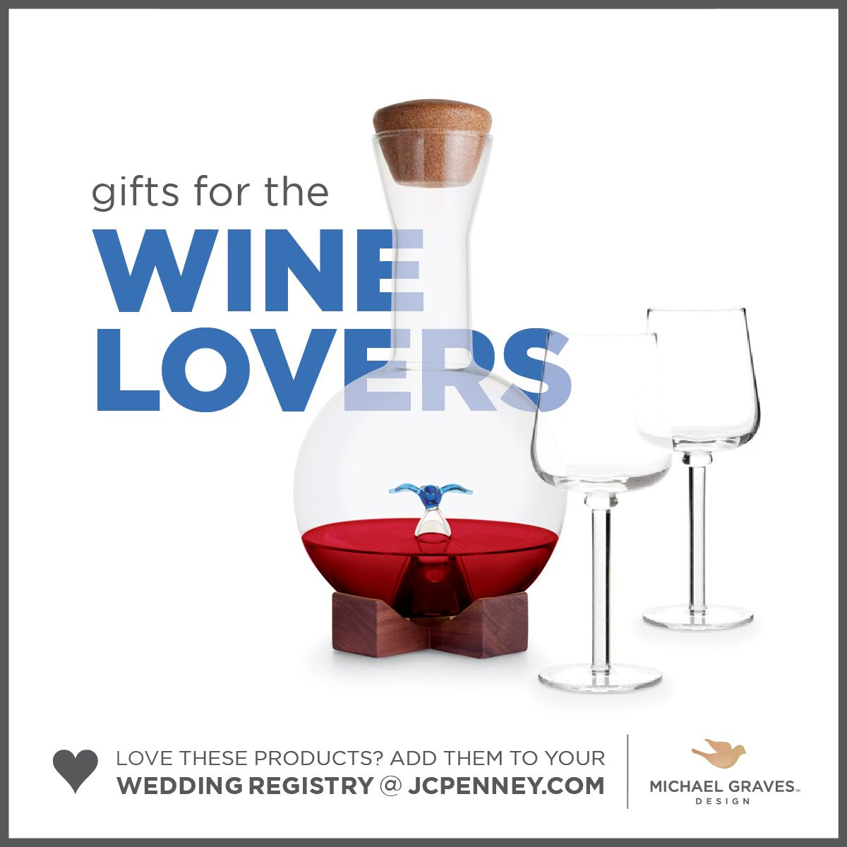Jcpenney Wedding Gifts: Great #gift For The #wine #lovers!!! Wine Decanter By