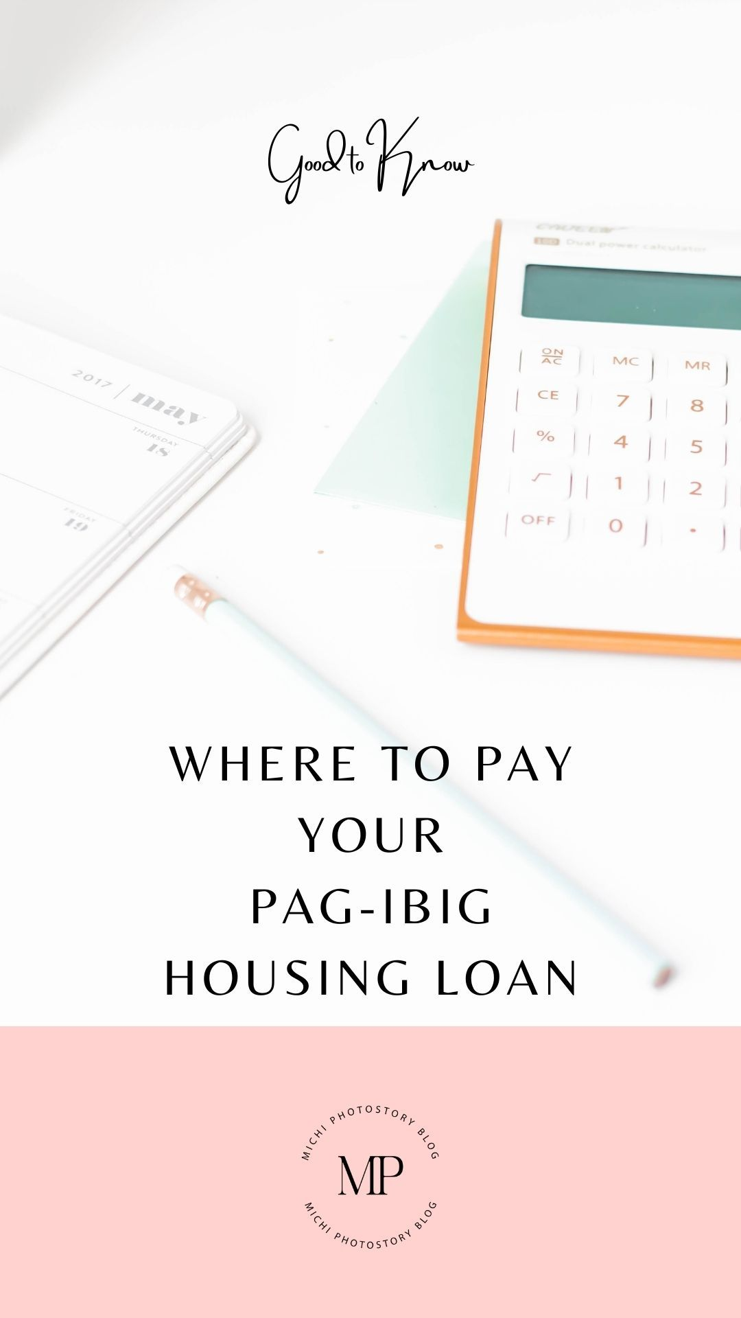 Where To Pay Your Pag Ibig Housing Loan Home Loans Loan Paying