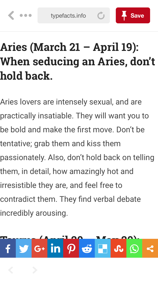 Ever come will an man back aries Revenge On
