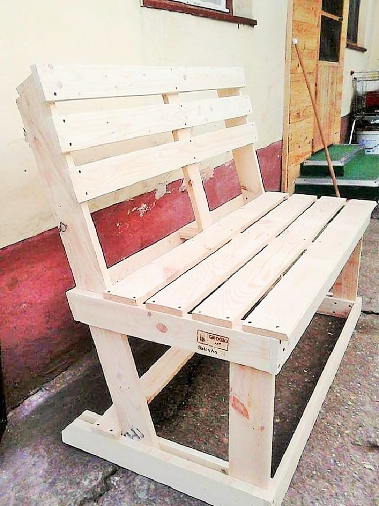 Best Wooden Pallet Furniture Making Ideas To Try For Your Home
