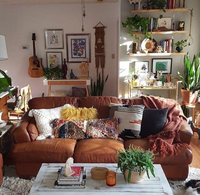 Bohemian Living Room Design Ideas: » Bohemian Life » Boho Home Design + Decor