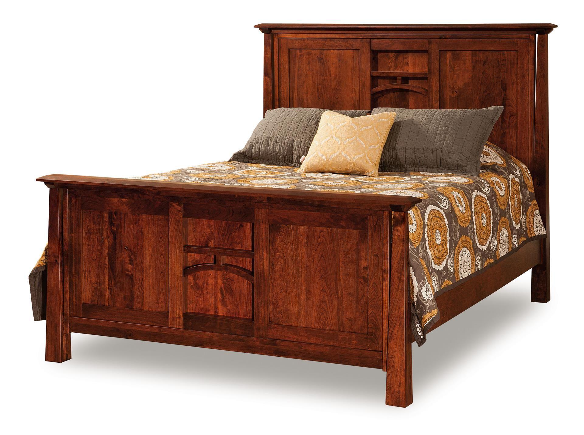 Amish Artesa Bed