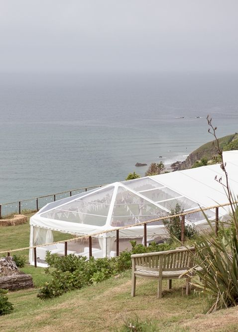 If You Are After Sea Views For Your Wedding Day Won T Beat Mount Folly Farm Venue In South Devon Truly Stunning Of Bantham Beach