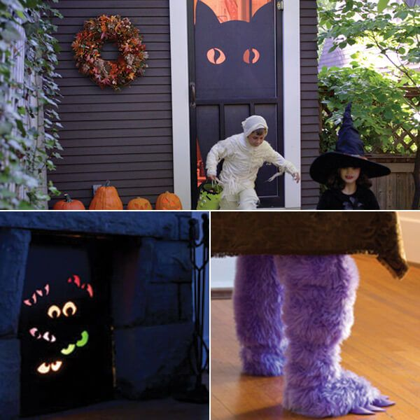 Trick out your house with these DIY Halloween decorations Fun