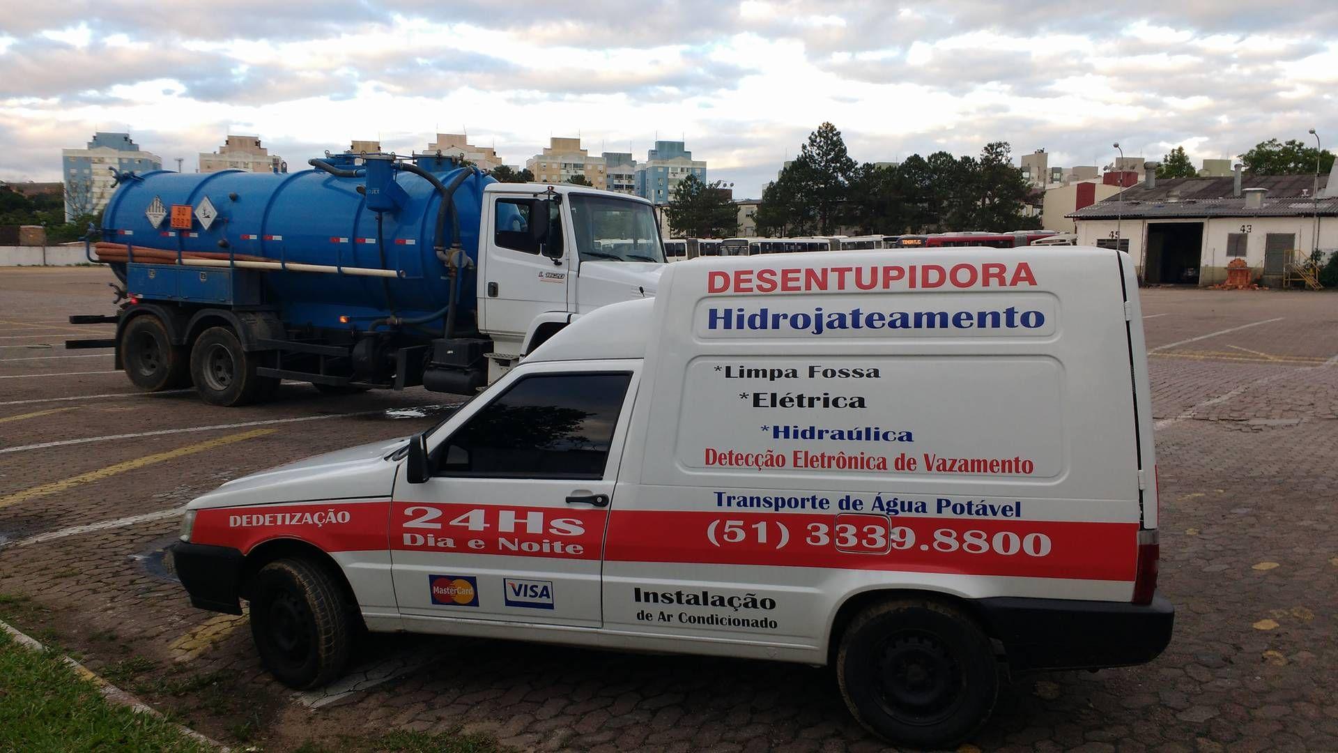 Desentupidora em Porto Alegre 24H - (51) 3339.8800 - HIDROMAK. Ligue e solicite um orçamento grátis. Pagamento Facilitado Visa / Master