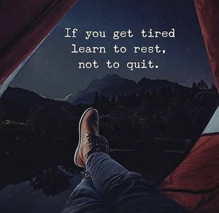 Rest But Never Quit With Images Cute Quotes For Life