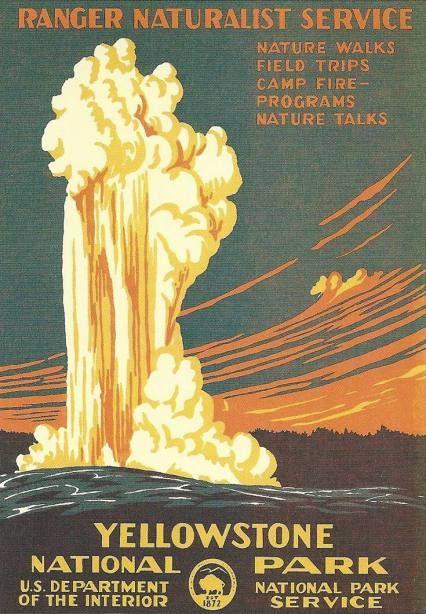 Wordpress Com Wpa National Park Posters Vintage National Park Posters National Park Posters
