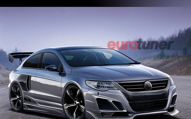 VW cc widebody Volkswagen Cc Matei Radu Photo 2 V Dub