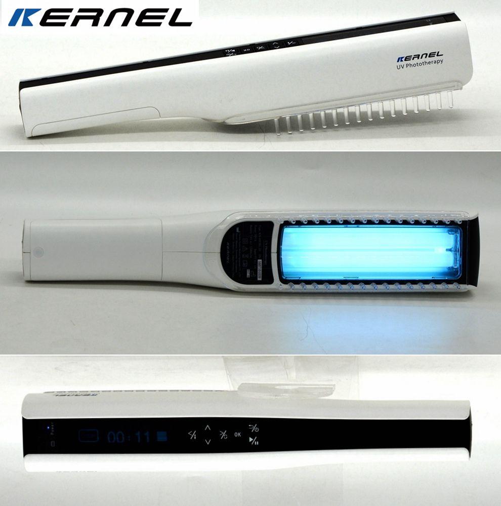 Portable handheld home use UV phototherapy for vitiligo psoriasis ...