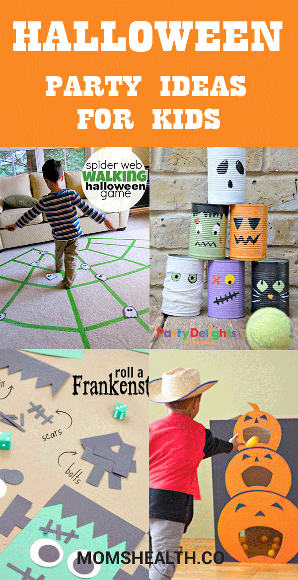 Halloween Party Games 10 Awesome Ideas for Your Kids