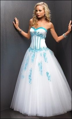 I want this to be one of my prom dresses!