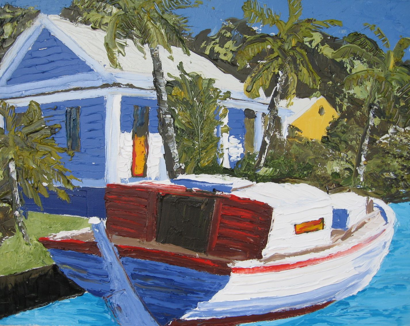 Boat and Cottages | Darryl Freeman