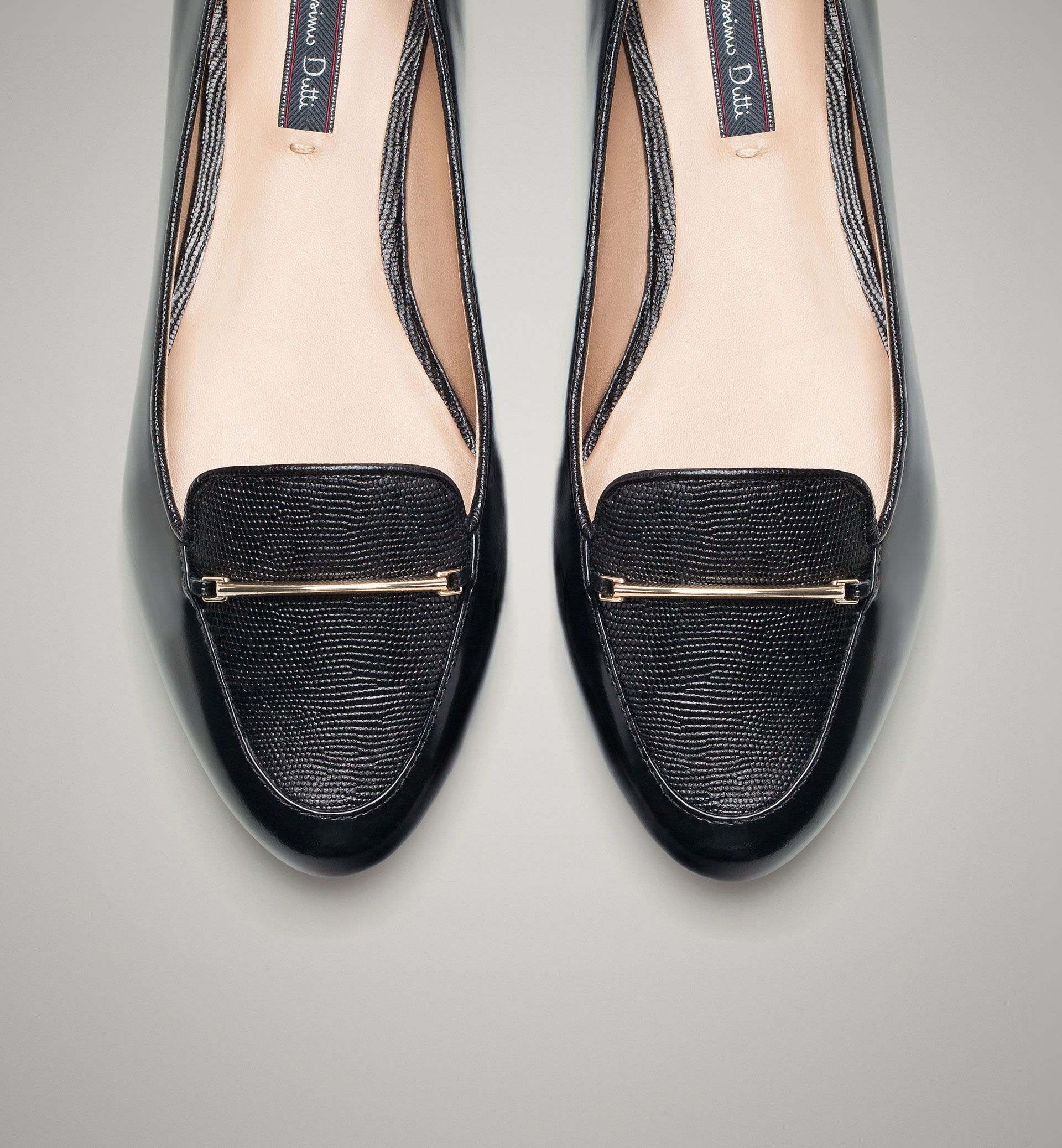 METALLIC ANTIK SLIPPER - View all - Shoes - WOMEN - Bosnia-Herzegovina