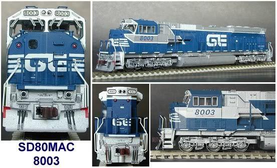 Atlas Model Railroad Co  - Freelance Railroad? Show us your power