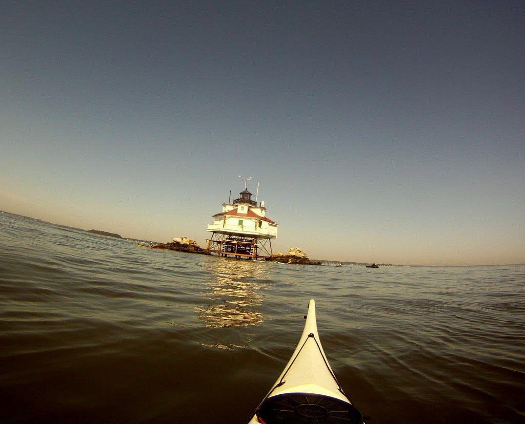 Sea kayaking mostly.