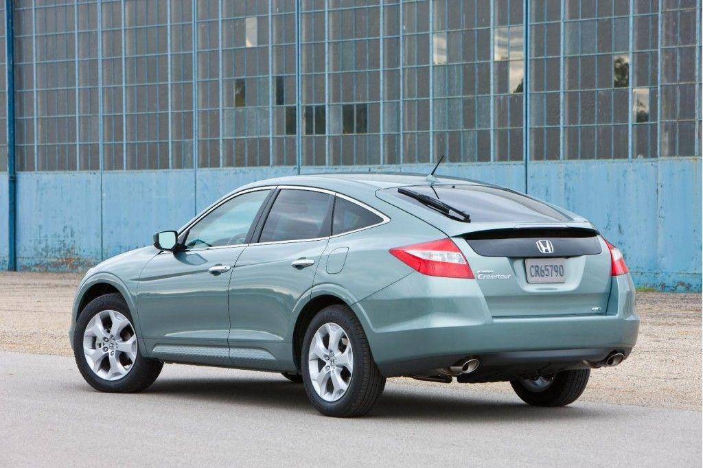 Honda Accord Crosstour Ex L