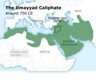 umayyad vs abbasid dynasties Spain secedes from the abbasid caliphate and a new dynasty is established there under umayyad leadership 762 the newly founded city of baghdad becomes the abbasid capital.