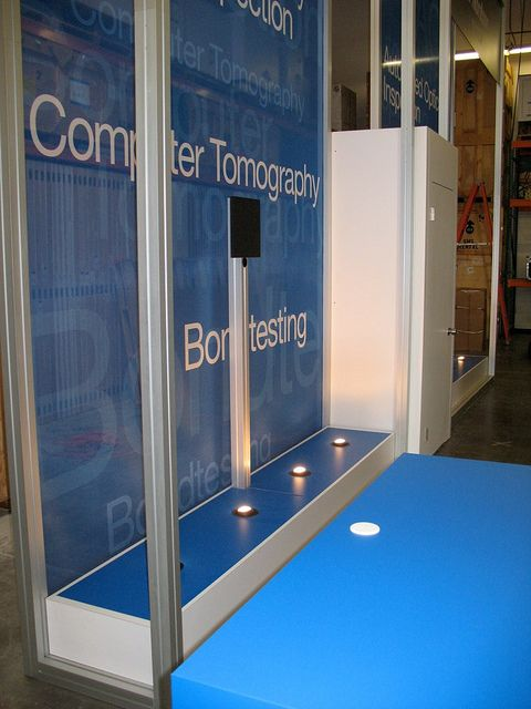 Blazer Exhibits Events Rental Nordson 6 Aluminum Extrusion Custom Lighting Rental