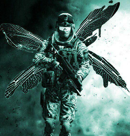 Linkin Park's Hybrid Soldier