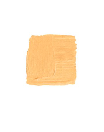 Benjamin Moore Soft Marigold 160 A Great Color For The Bathroom Orange To Wake Up Perky Housebeautiful