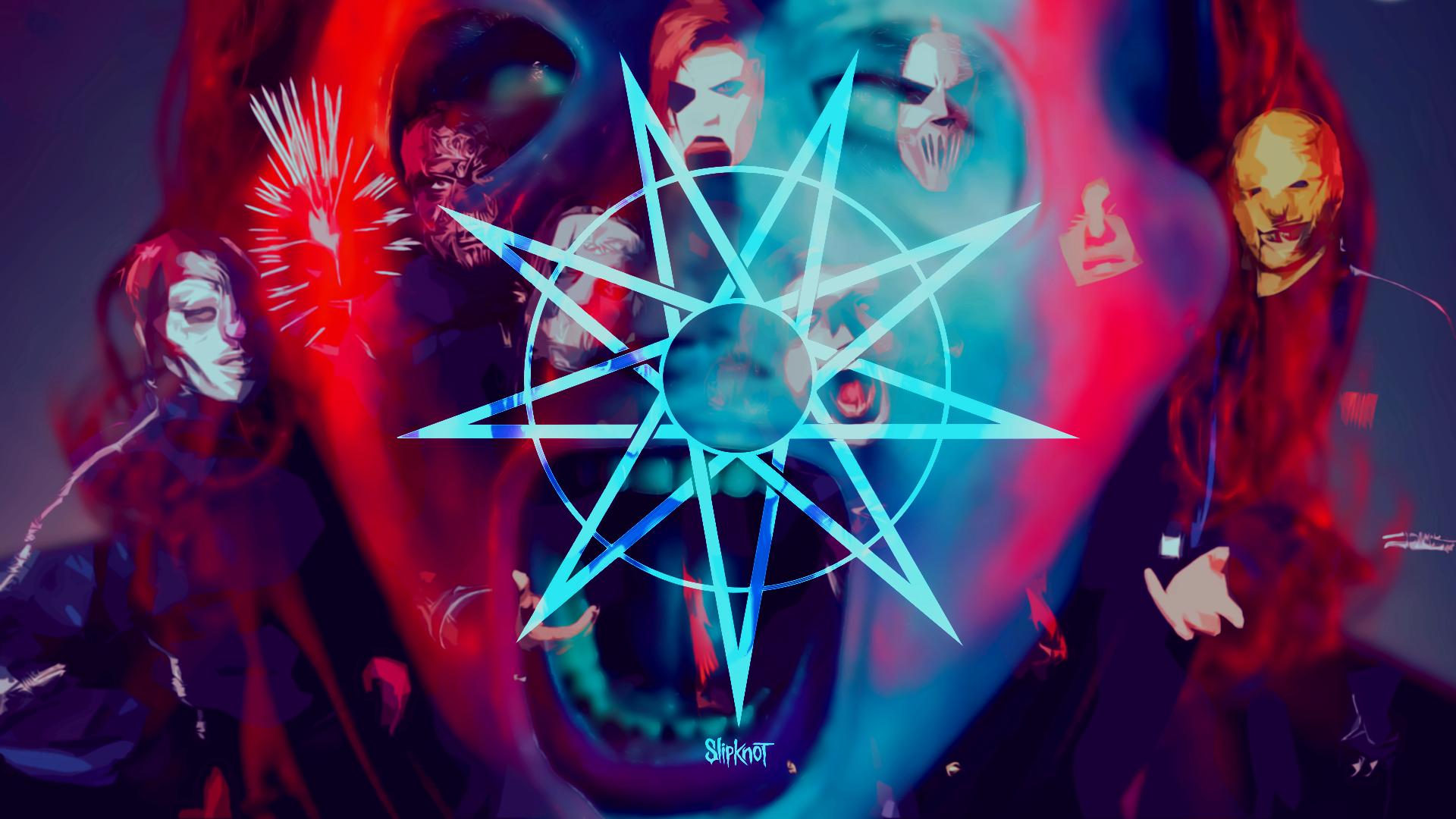 Slipknot WANYK 2019 Corey Taylor 1080P wallpaper