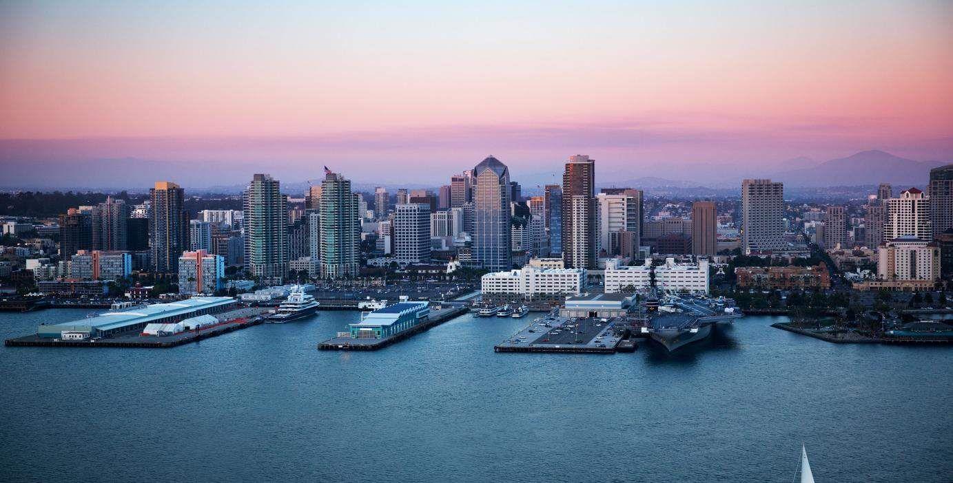 دليل السياحة في سان دييغو فنادق و اماكن سياحية و اسواق و مطاعم بالاحداثيات ترافيل ديف San Diego Cruise Scenic