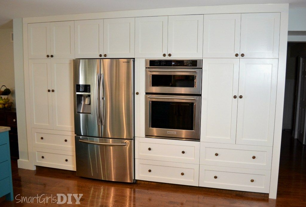 Best How To Build A Pantry Wall With Barker Cabinets Pantry 640 x 480