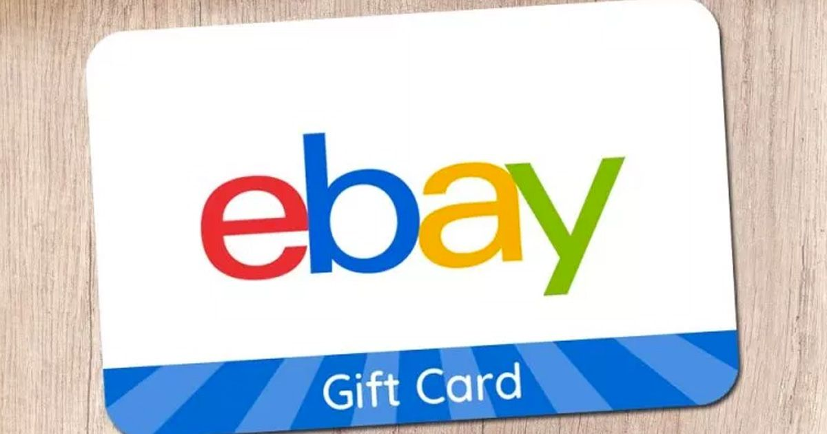 $100 Ebay Gift Card Giveaway (With images) | Gift card giveaway ...