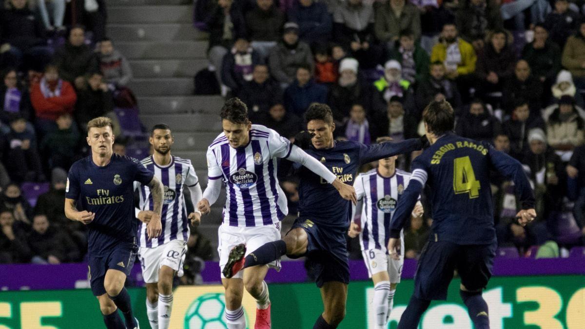 El Real Madrid alcanza el liderato de LaLiga con su