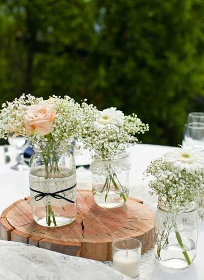 deco table champetre
