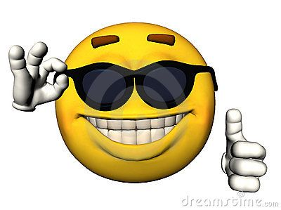 Thumbs Up Smiley Face | Smiley Face With Thumbs Up Stock Photography