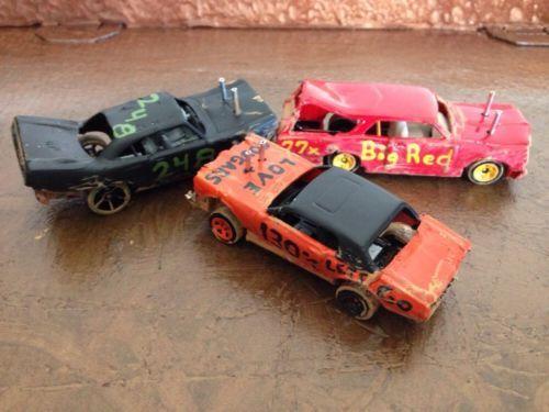 Toys For Trucks Wausau Wi : Custom car demo demolition derby set hot wheels