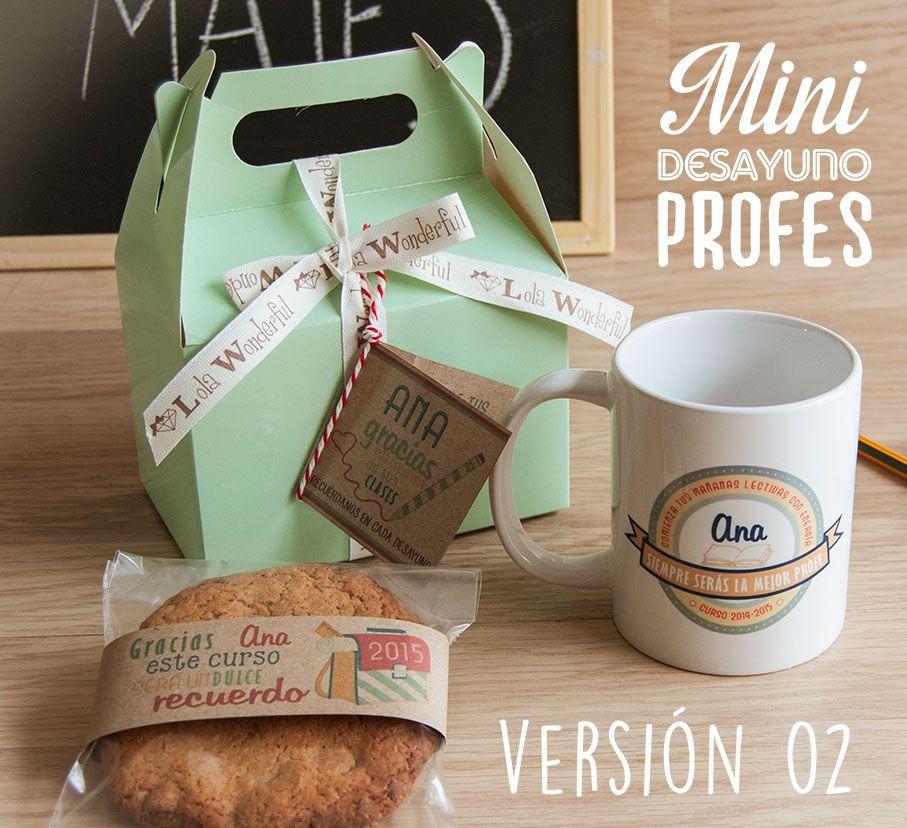 Lola Wonderful_Blog: Regalos personalizados para profes y ...
