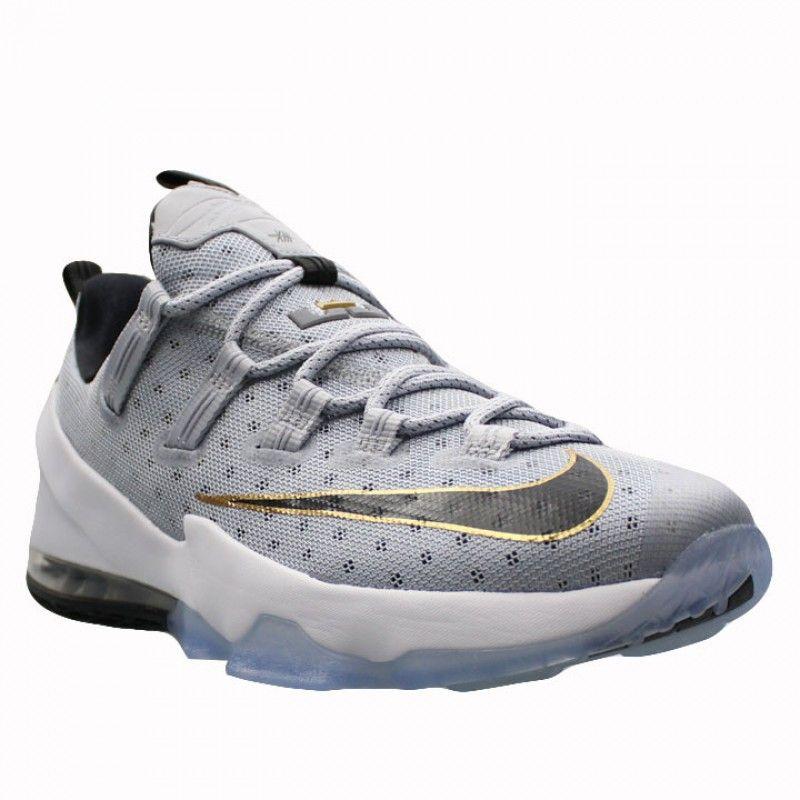"Nike LeBron 15 Low ""Black/Thunder Grey"" Men's Basketball"