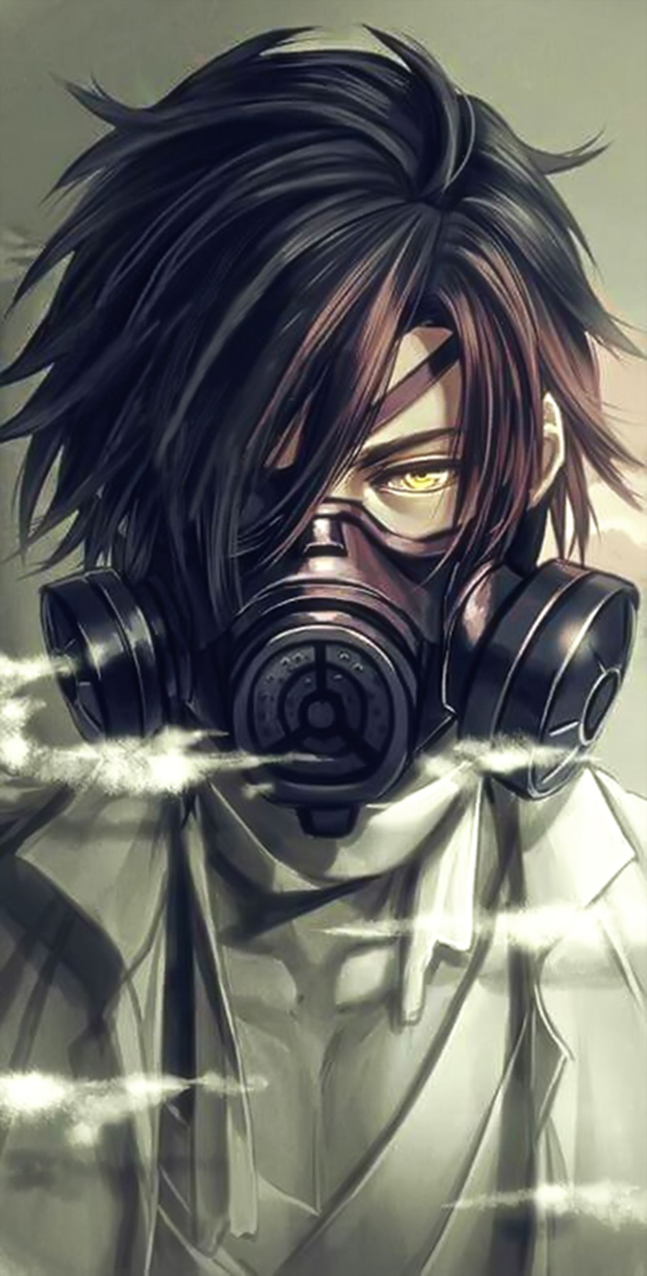 Masked Anime Guy : masked, anime, Anime, Wallpaper