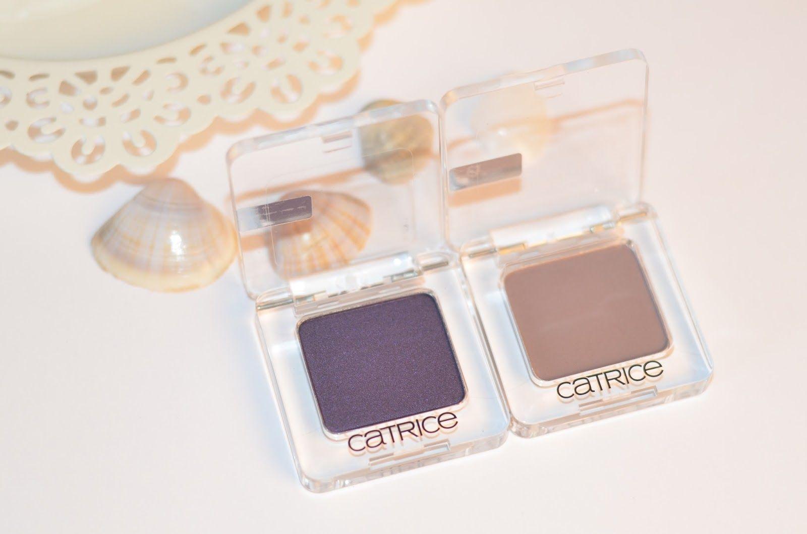 Nina's KosmeTICK: [Eyeshadow] CATRICE Mono Lidschatten 790 + 820