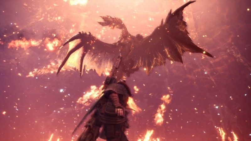 Monster Hunter World Iceborne S New Update Is Live Alatreon Battle Coming In May In 2020 With Images Monster Hunter Monster Hunter World Monster