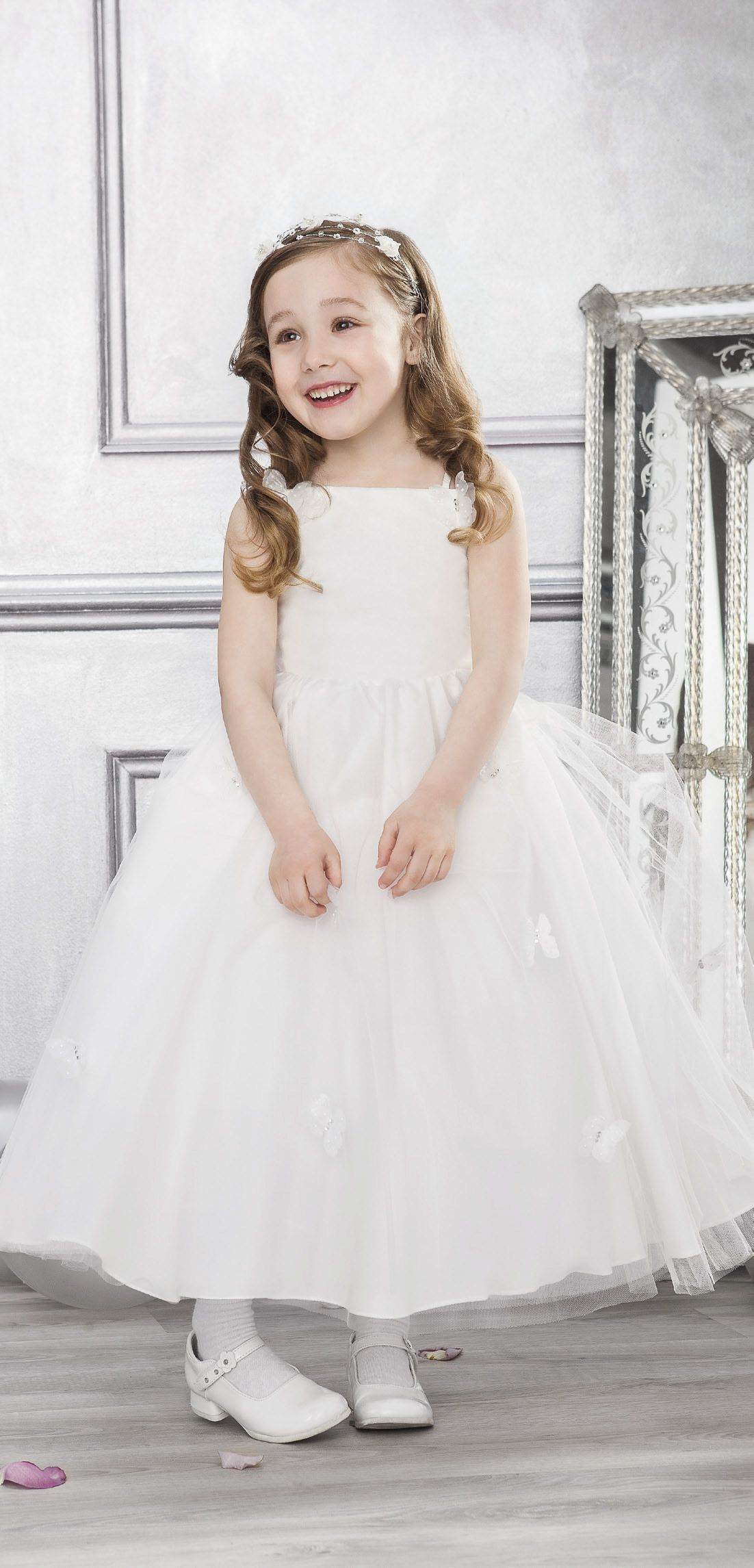 Our all time best selling flowergirl dress
