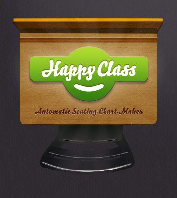 HappyClass Automatic Classroom Seating Chart Maker for Teachers - free classroom seating chart maker